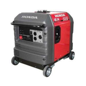 ホンダ 発電機 EX22(車輪あり)