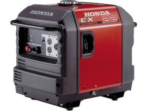 ホンダ 発電機 EX22(車輪なし)