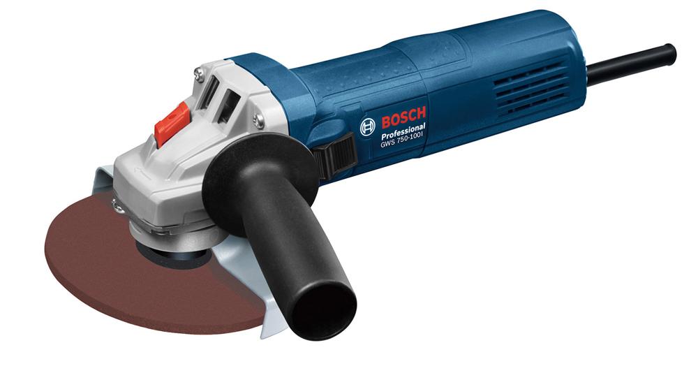 ボッシュ グラインダー GWS750-100l