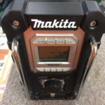 makita マキタ現場ラジオ MR108