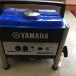 ヤマハ 発電機 EF900FW