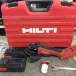 HILTI アングルグラインダ AG 150-A36
