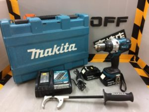 マキタ ドライバドリル DF481DRTX