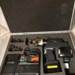 IZUMI 泉精器 充電式圧着工具 REC-150FM