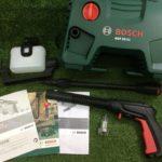 BOSCH 高圧洗浄機 AQT33-11