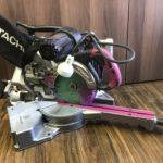 HITACHI 165mm 卓上スライドマルノコ C6RSHC