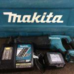 makita 充電式レシプロソー JR187DRG
