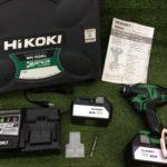 日立工機 充電式インパクトドライバ WH18DKL