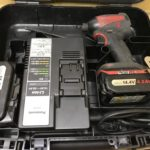 Panasonic インパクトドライバ EZ75A7LJ2F-R