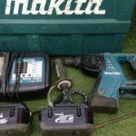 マキタ 充電式ハンマドリル HR262D