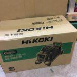HiKOKI エアコンプレッサ セキュリティ付 EC1445H3