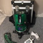 LTC テクノ グリーンレーザー墨出し機 縦3方向+水平 受光器無し LTC-G501Z