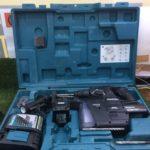 マキタ 充電式ハンマドリル HR244DGXVB