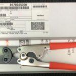 molex 手動式圧着工具 57026-5000
