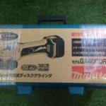 マキタ makita 100mm充電式ディスクグラインダ GA400DRF 14.4V