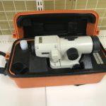 Nikon オートレベル AE-7