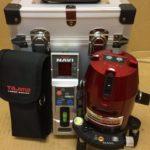Tajima 墨出し器 ZERON-KJY 充電器セット