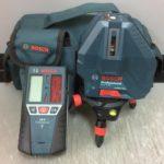 ボッシュ レーザー墨出器 受光器付 GLL5-50