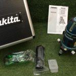 マキタ レーザー墨出し器 SK505GD