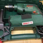 BOSCH 振動ドリル PSB600RE/S