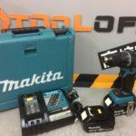 makita 充電式ドリルドライバ DF480DRMX