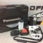 Panasonic 充電ハンマドリル EZ78A1LJ2G