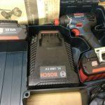 BOSCH インパクトドライバ GDX18V-LI