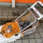 RYOBI 電子芝刈機 LM-2810