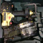 日立 高圧釘打機 NV65HMC