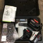 パナソニック 充電角穴カッター EZ4543LS2S-B