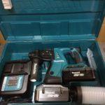 マキタ makita 26mm充電式ハンマドリル HR262DWDX 36V フルセット