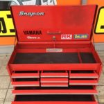 Snap-on トップチェスト ツールボックス 工具箱 5段 70×35×38cm ※鍵1本