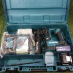 マキタ 充電式ハンマドリル HR171DRX
