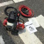 丸山 高圧洗浄機 MKW10G