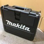 makita 充電式インパクトドライバ TD171DRGX
