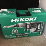 HiKOKI 電動ハンマー 60MEY