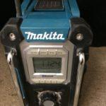 マキタ ラジオ MR106