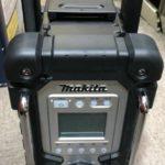 makita 充電式ラジオ MR103