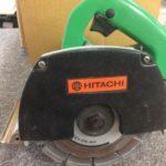 日立 Hitachi 155mmカッタ CM6