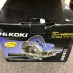 HiKOKI 165mmマルノコ FC6MA3