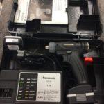 Panasonic 充電ドリルドライバ EZ7420LA2S-B