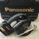 Panasonic 充電式パワーカッター EZ45A2LS2GT1※限定色