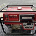 ホンダ エンジン発電機 ET4500