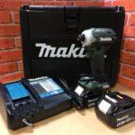 八王子店【マキタ 充電式インパクトドライバ TD171DGXAB】を立川市のお客様からお買取り致しました!