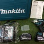 makita 充電式インパクトレンチ TW285DRGX