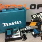 マキタ ドライバドリル HP484DRGX
