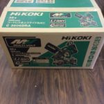 HiKOKI 充電式卓上スライド丸のこ C3606DRA(NN)