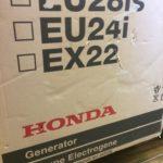 ホンダ インバータ発電機 EU28is