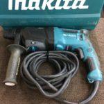 makita ハンマドリル HR2601F