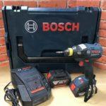 BOSCH インパクトドライバー GDX18V-EC